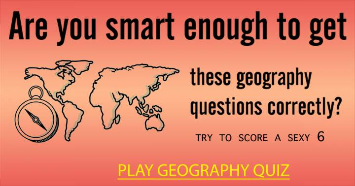Are you really smart enough for this quiz? Prove us!