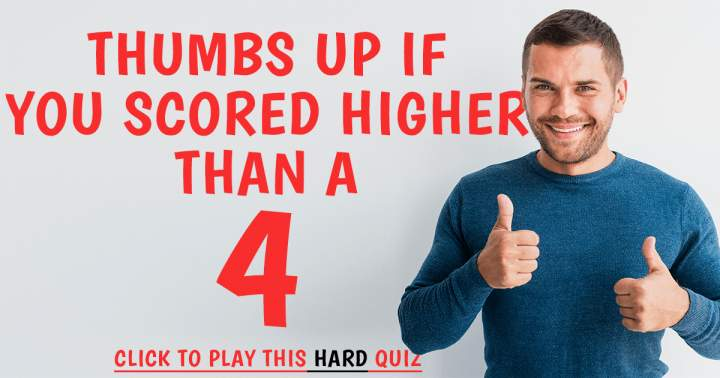 Unbeatable HARD Knowledge Quiz