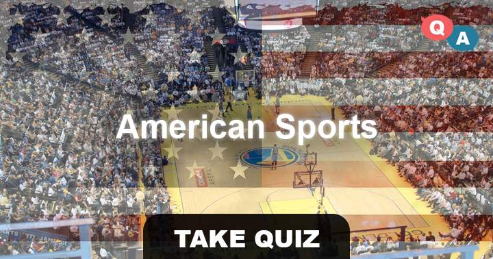 The Ultimate American Sports Quiz