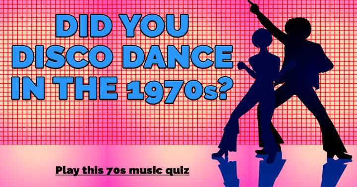 70s Music Quiz